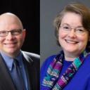 Dr. Tracy Goodson-Espy and Dr. Chris Osmond